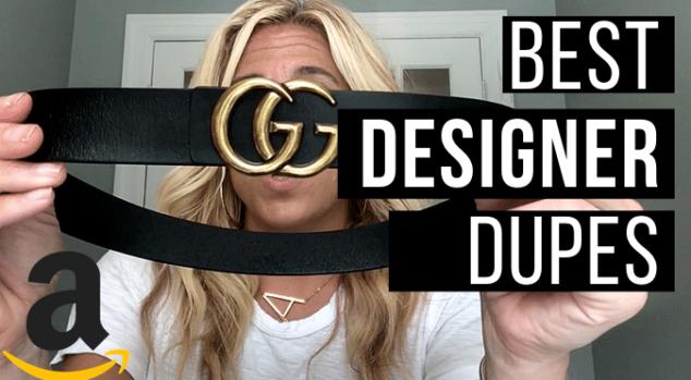 Best Designer Dupes on Amazon