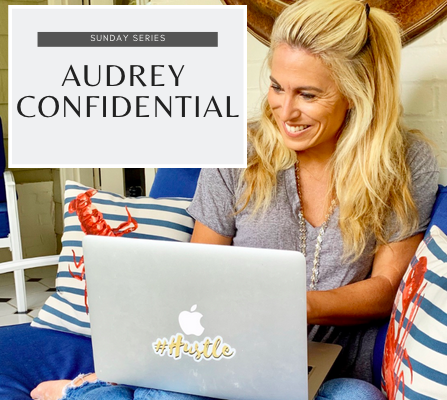 Audrey Confidential: Sunday Series