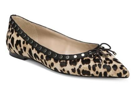 Leopard Print Flat - Fall Fashion