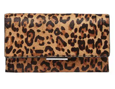 Leopard Clutch for the Fall Fashion