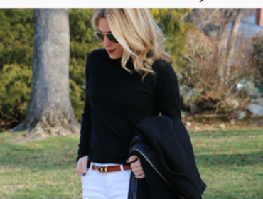 21 Ways to Wear White Jeans - FULL DETAILS