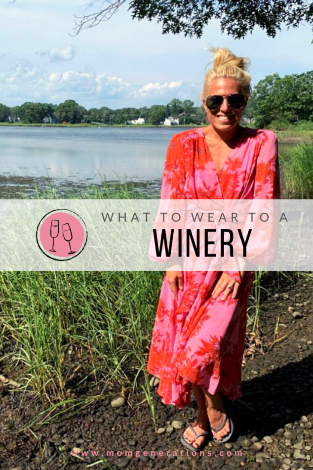 what to wear to a winery