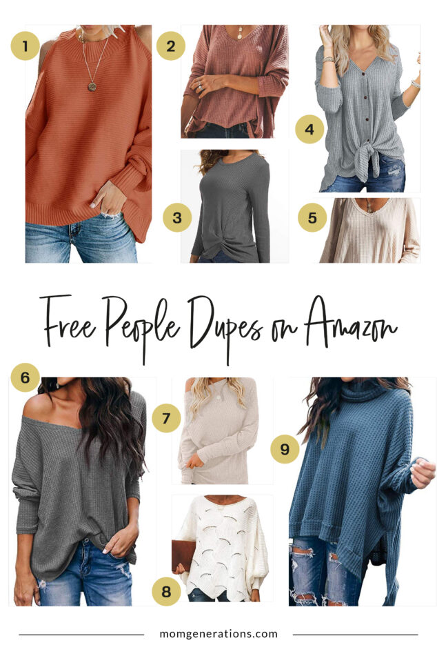 Free People Dupes