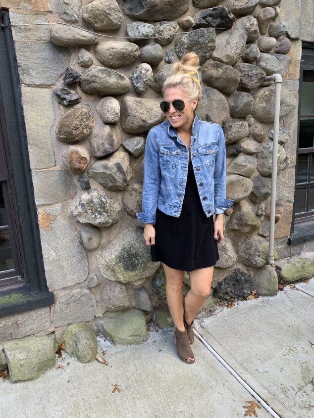 Denim Jacket for Fall