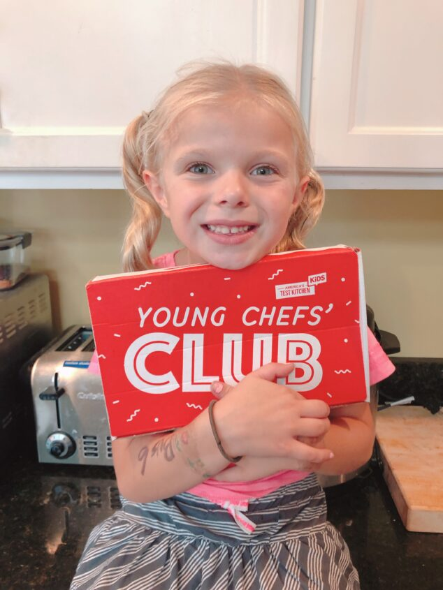 Young Chefs' Club Kit: Kid-Tested and Kid-Approved - Mom
