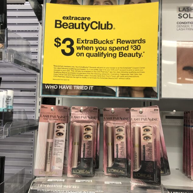 CVS Beauty Club