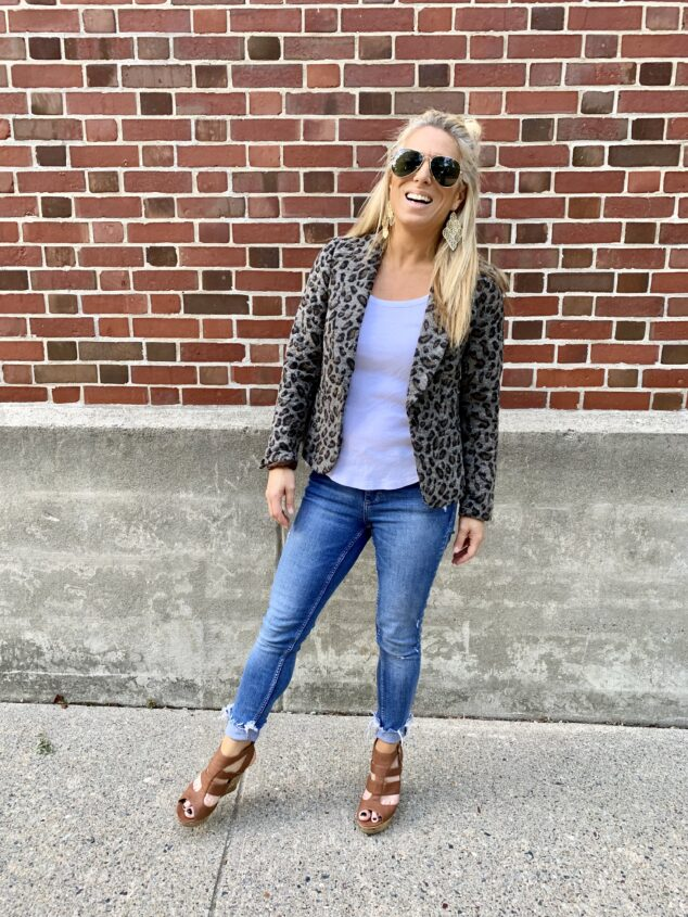Leopard Items for the Fall