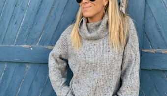 Fall outfits for moms