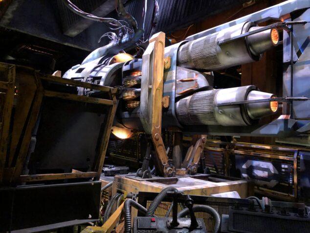 Star Wars Galaxy's Edge - Millennium Falcon