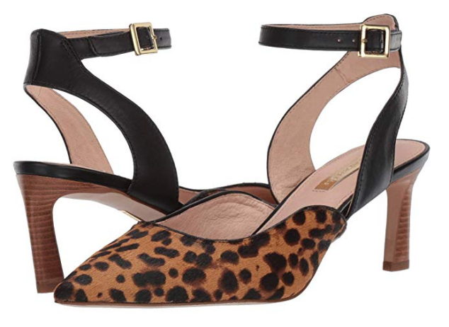 Leopard Print Heel