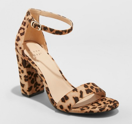 Women's Ema High Block Heeled Pumps - A New Day™ Target 29.99