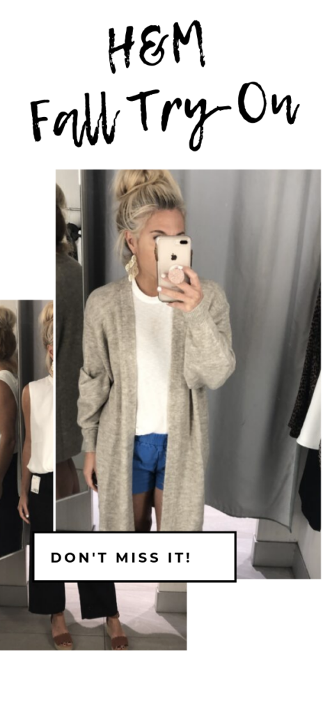 H&M Try on Haul