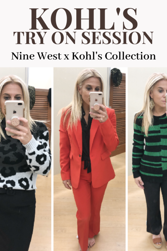 Work Clothes for Women - Kohl's Nine West