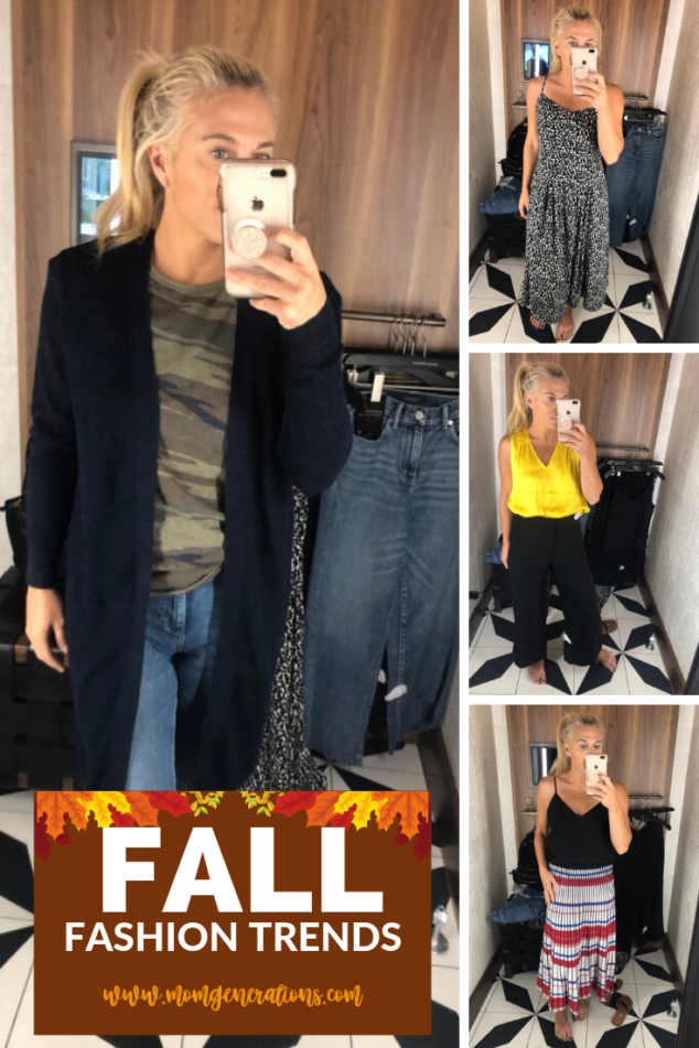 Banana Republic Fall Styles