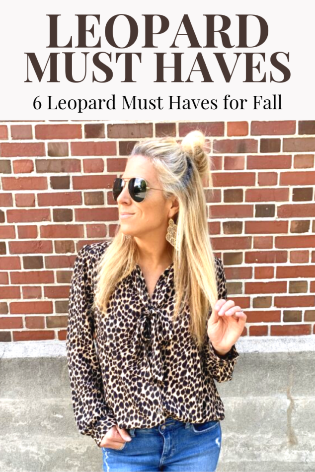 Leopard Must Haves