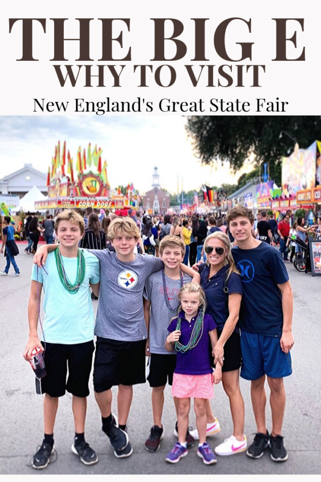 The Big E - New England's Great State fair