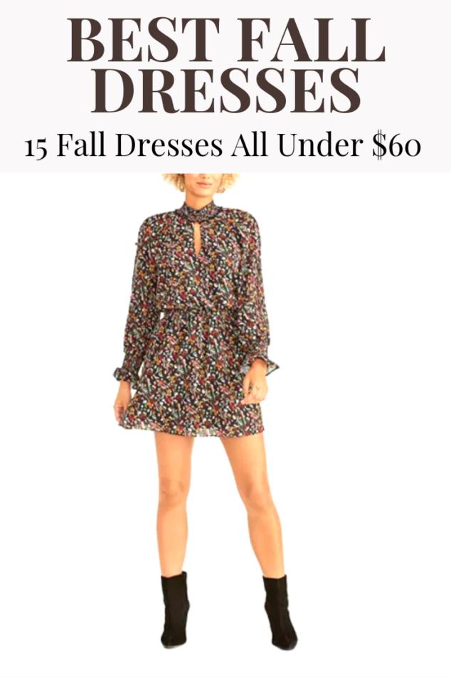 Fall Dresses for the Season