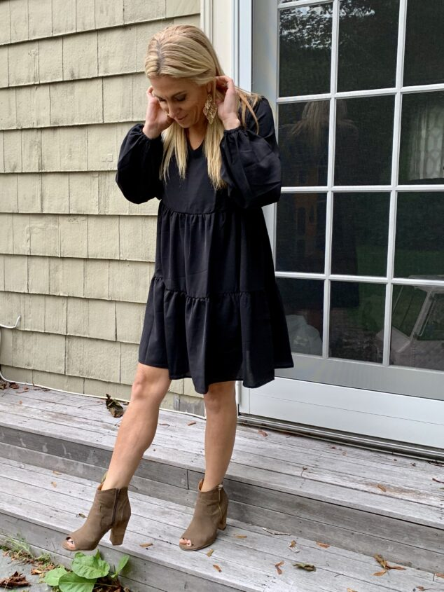 Fall Outfits - Little Black Dress