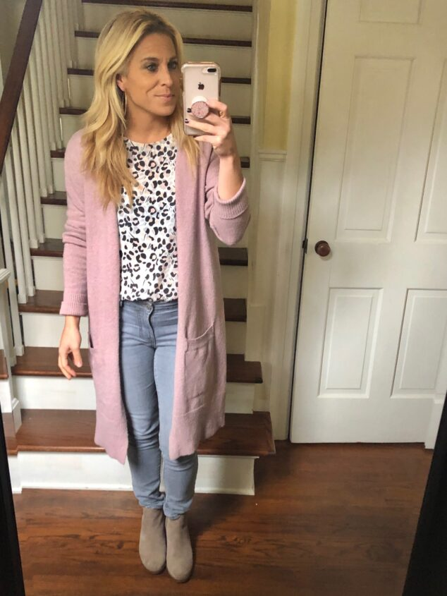 How to Style a Cardigan Sweater