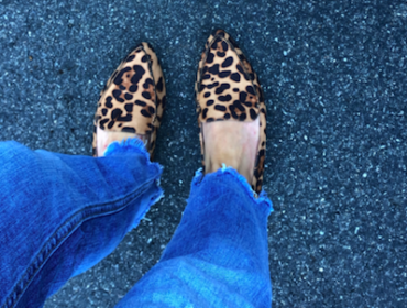 Target A New Day Leaoprd Loafer