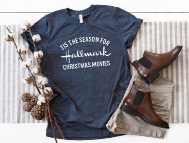 Tis The Season Hallmark Christmas Movies T-shirt, Hallmark Christmas T-shirt,