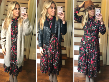 Winter Dresses - How to Style a Winter Dress