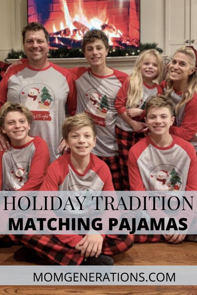Family Matching Pajamas