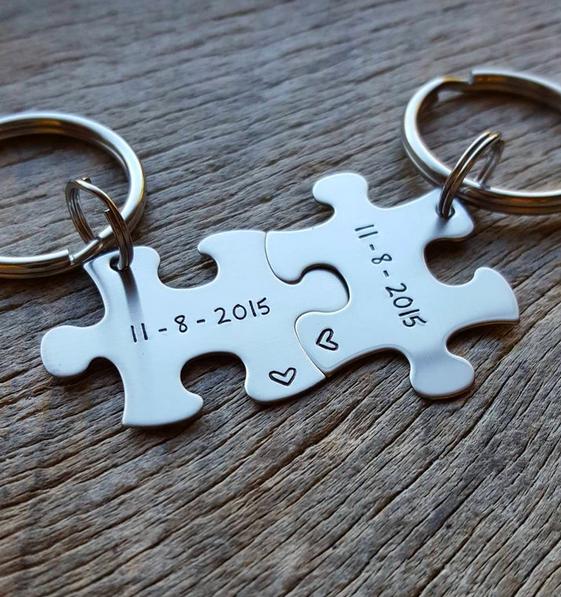 Sister Key Chain