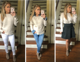 What to Wear - Winter Outfits