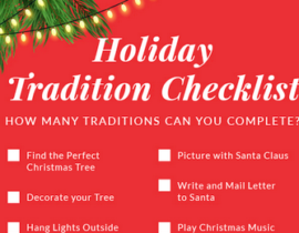 Holiday Tradition Checklist