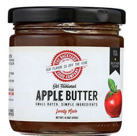 The Backyard Food COmpany Apple Butter