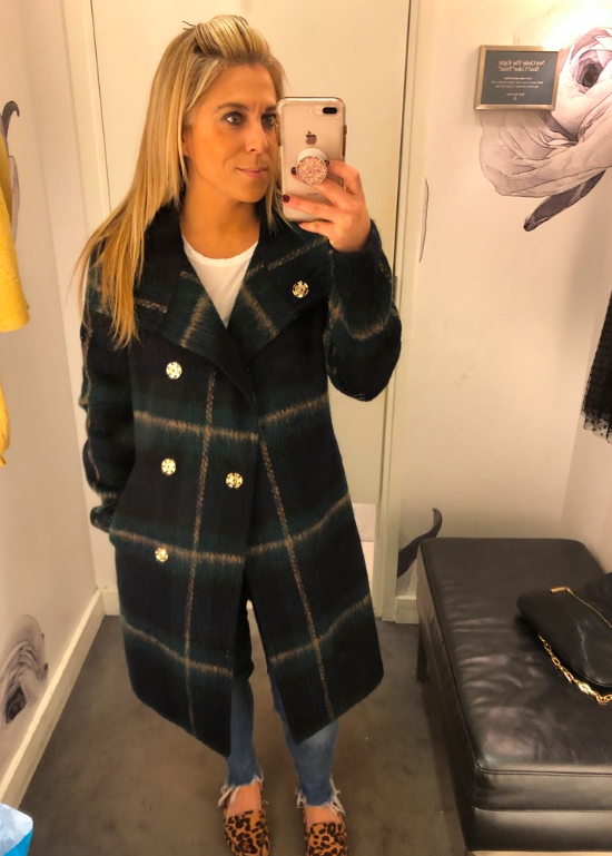 Ann Taylor Try On - Winter Arrivals