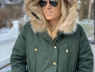 Petite Winter Coats