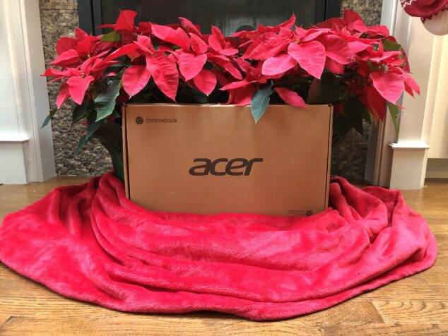 Intel Chromebook for the Holidays