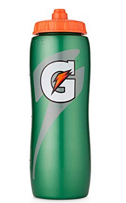 Stocking Stuffers for Teen Boys - Gatorade Squeeze Bottle