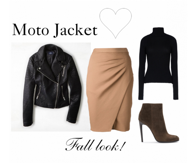 Moto Jacket - Ways to Wear