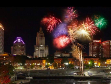 third annual One Providence New Year's Eve celebration