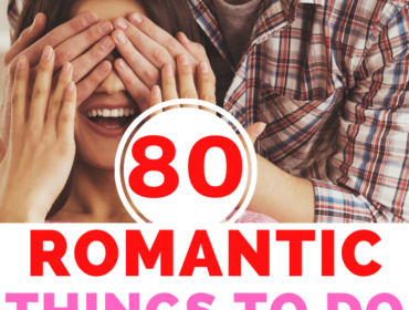 Romantic Things To Do With your Husband