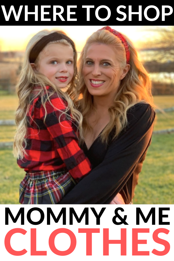 Mommy and Me Clothes