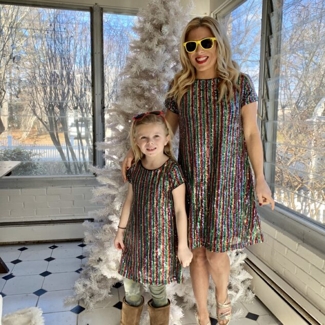 Matching Mommy and Me Dresses