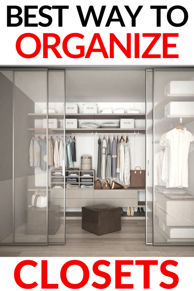 Best Way to Organize Your Closet