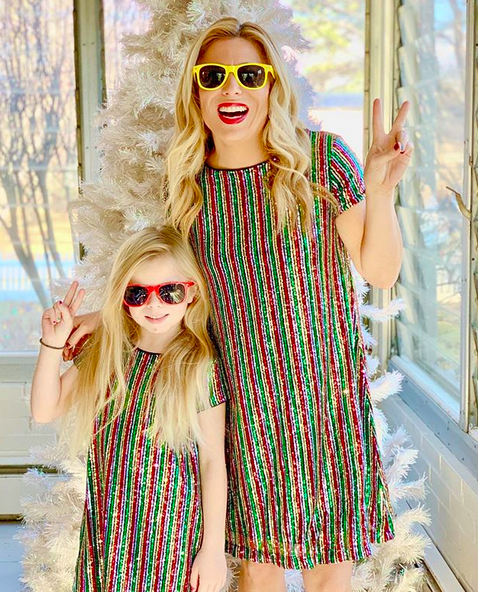 Matching Mom and Me Dresses