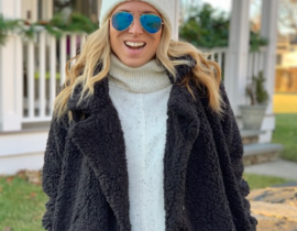 What to wear with a Sherpa Fleece