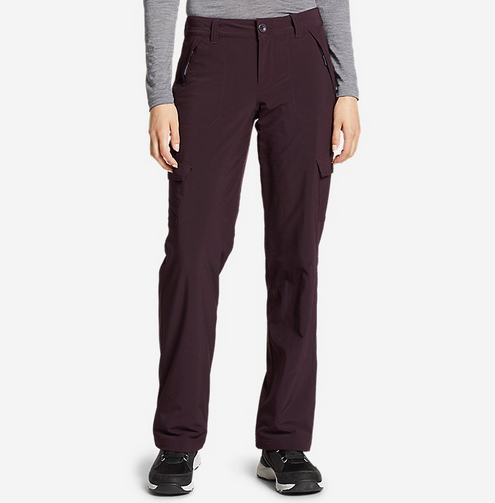 Ski Trousers -Polar Fleece-Lined Pants