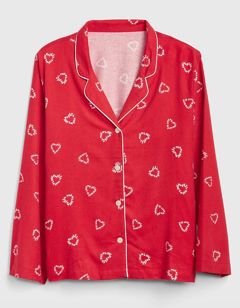 Valentine's Day Clothes - Pajamas