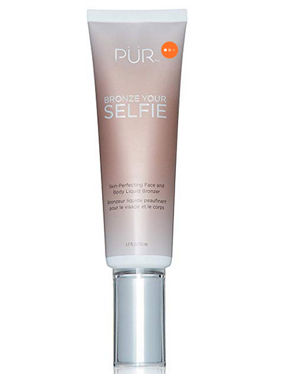 PÜR Limited Edition Bronze your Selfie