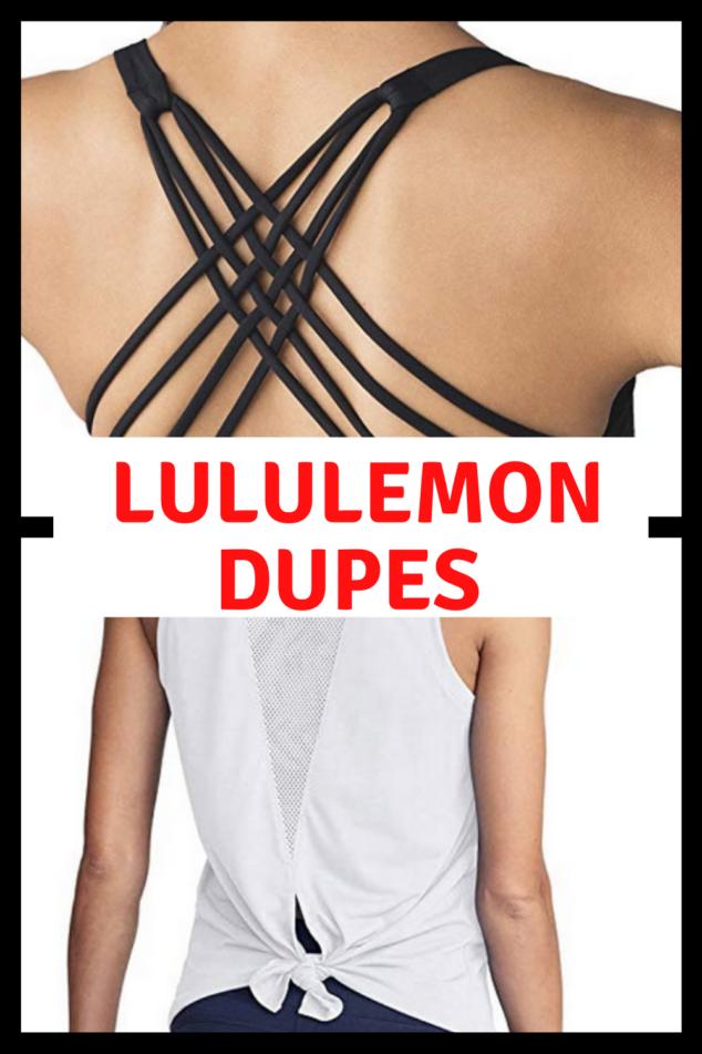 Lululemon Dupes