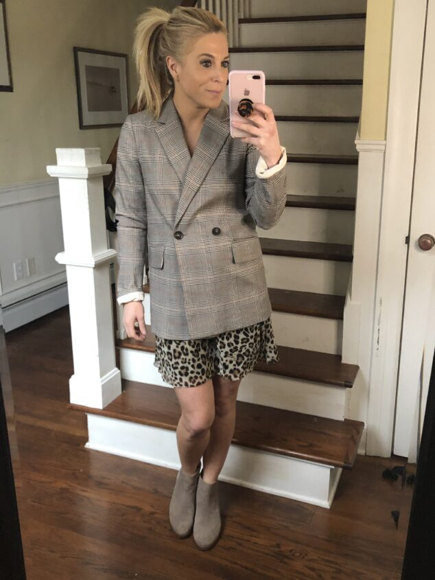 Leopard Print Dress - 5 Ways to Style