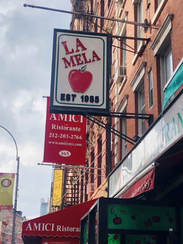 Best Italian Restaurant in NYC
