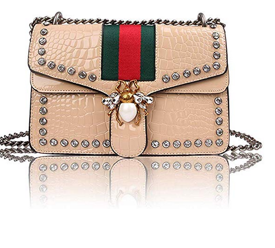 Gucci Dupes Crossover Bag